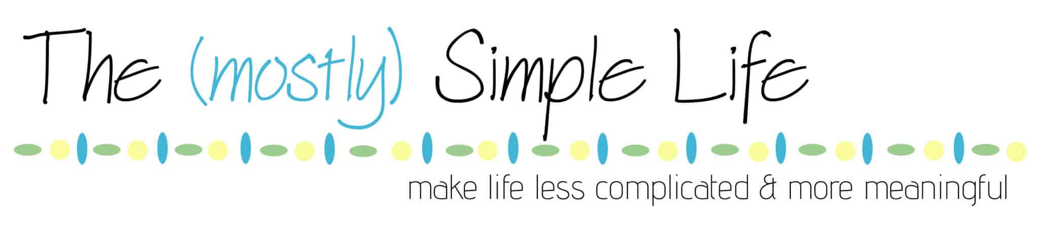 The (mostly) Simple Life