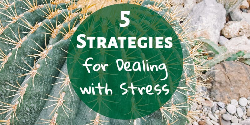 5 Strategies for Dealing with Stress