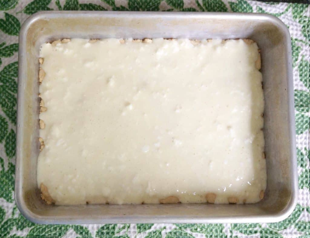 Lemon Cheesecake Bars 4
