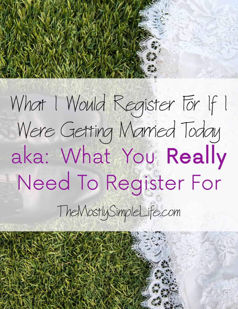 What You Really Need To Register For Kitchen Stuff The Mostly