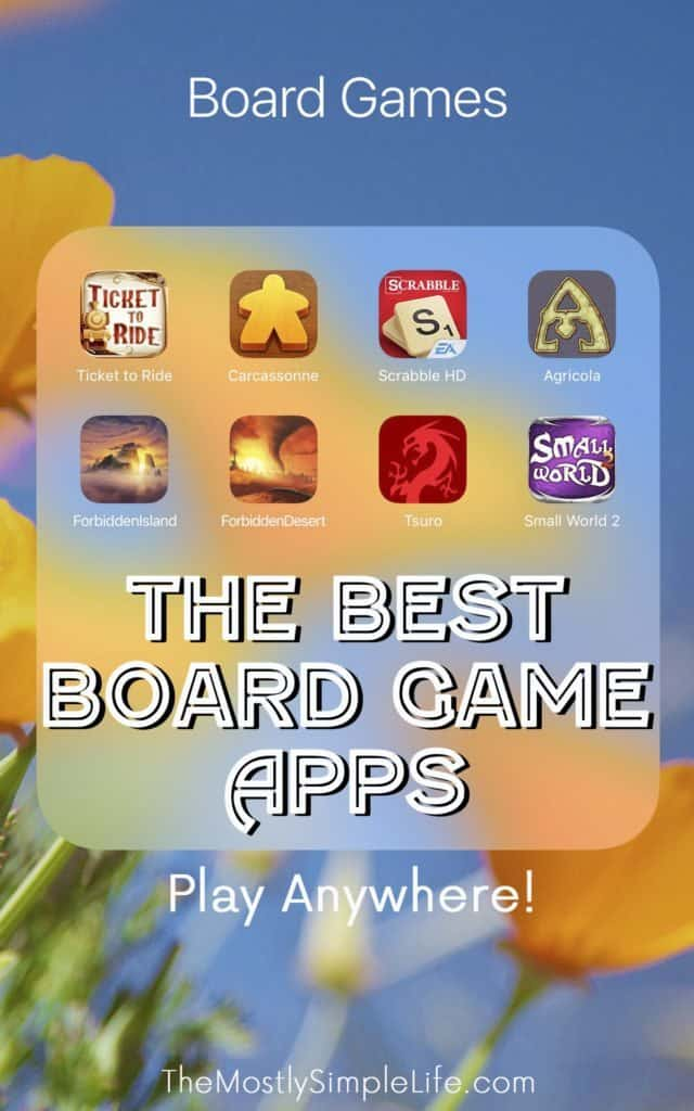 The best board game apps: Enjoy quality time with friends and family anywhere. Board Game App Reviews.
