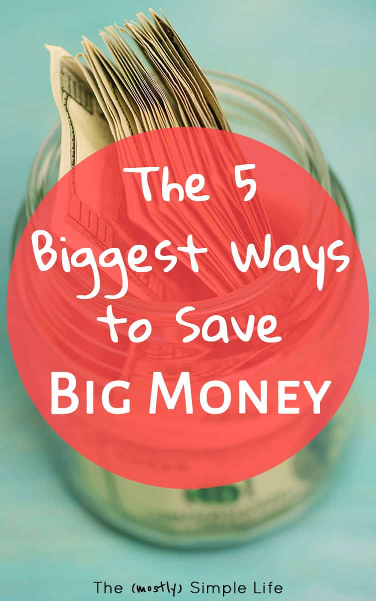 I like that this focuses on big ways to save money instead of a few pennies here and there. Great tips for saving money on housing, groceries, and other stuff. These ideas have me thinking about our budget! The part about their car is impressive! #daveramsey #budget #savemoney