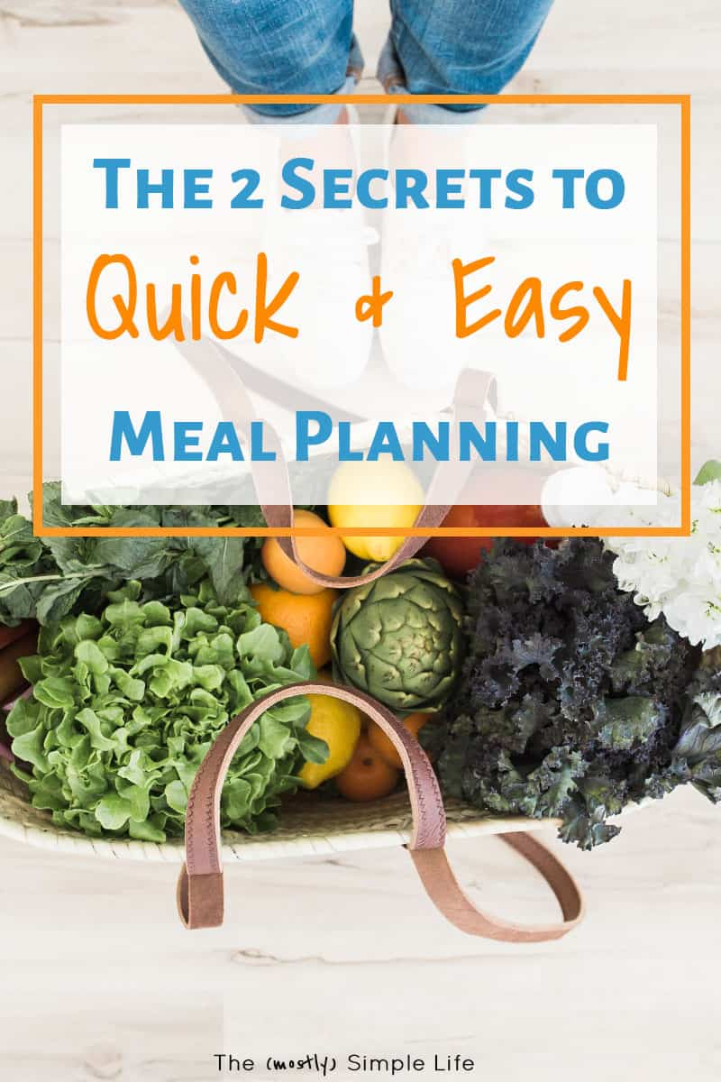 Love these tips on meal planning! It keeps things super simple for beginners and will help me stay on a budget. These ideas make meal planning seem easy and like something I can handle :) #mealplan #mealplanning #mealplanningonabudget #weeklymealplan #weeklymealplanning #easymealplan #howtomealplan #mealplanningmadeeasy #homemaking #mealplanningtips #mealplanninghacks #tips #hacks #savemoney #frugal #frugalliving #personalfinance #thrifty
