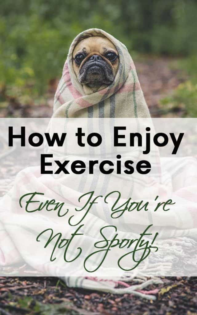 How to Enjoy Exercise - Even If You're Not Sporty! Make fitness a priority and get healthy. Healthy family activities | Fun exercise | Click through for some great tips!