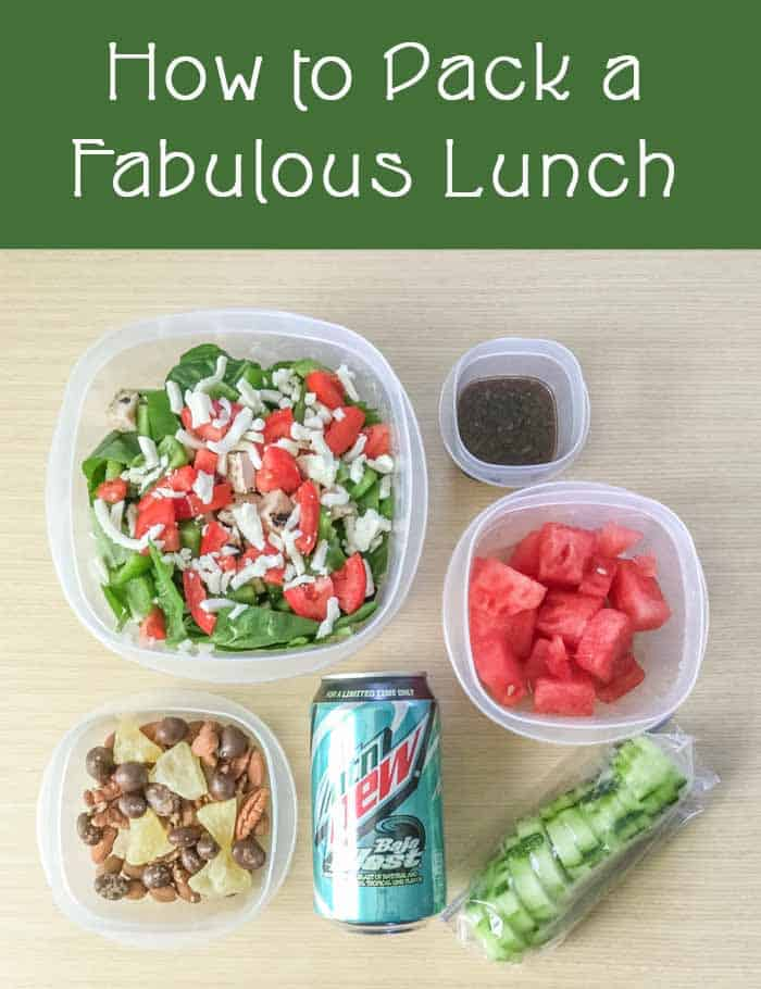 How to Pack a Fabulous Lunch