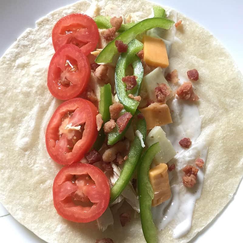 Super Simple Meal Plan + Grocery List (16 ingredients, 6 meals)