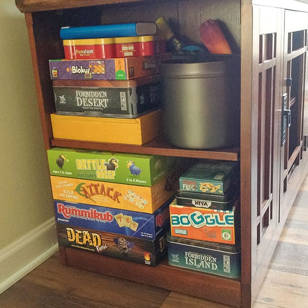 7 Home Organization Solutions   Games
