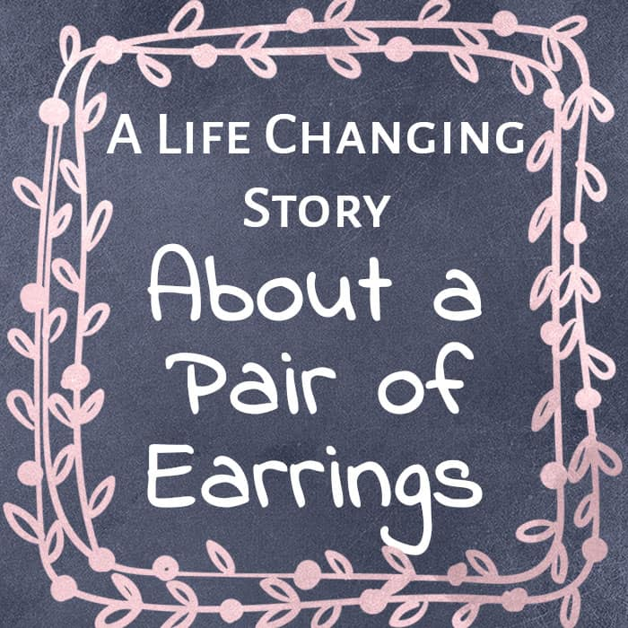 Remembering Who You Are: An Important Story About a Pair of Earrings