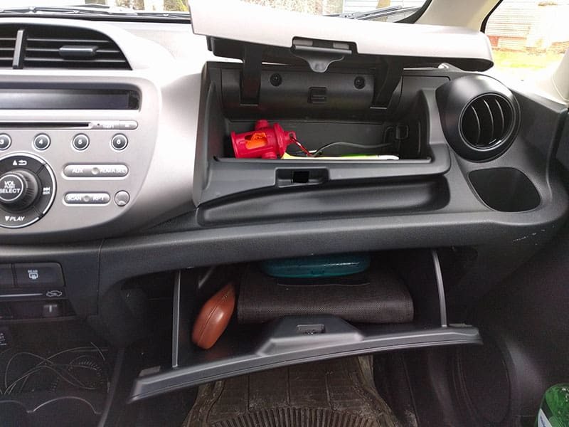 It's helpful and important to keep certain things in your vehicle. But your car doesn't have to become a disaster zone if you employ some helpful organization.