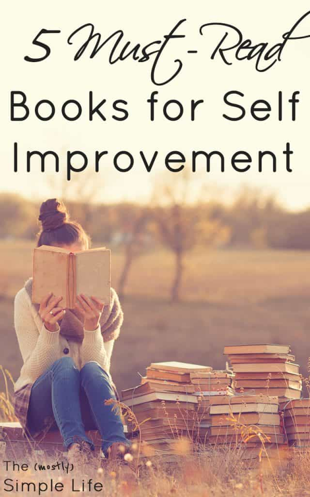 Best Self Improvement Books | Personal Development | Books about habit formation, morning routines, and how to be happier and healthier.