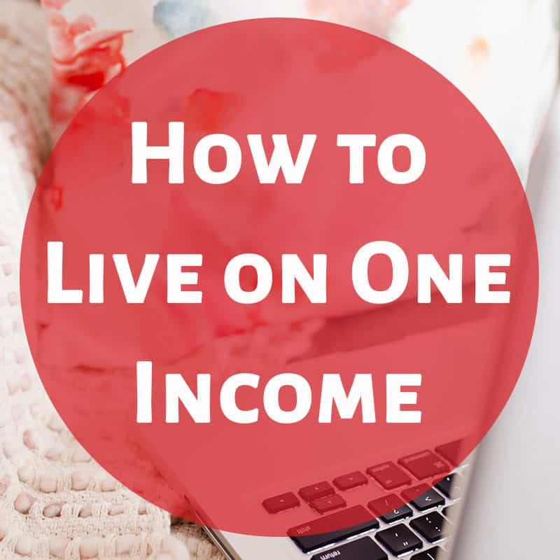 Tips on how to live on one income from real families! There's even a real family budget and ideas from a single mom too. They talk about how to survive on one income so that you can be a stay at home mom. Just what I needed!