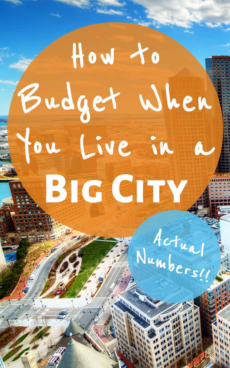 Love seeing a real life, realistic example of a budget for 2 people. They're living on a budget in an expensive big city. You can sign up to get the free budget tracker worksheet too! Some really helpful tips for beginners like me :)
