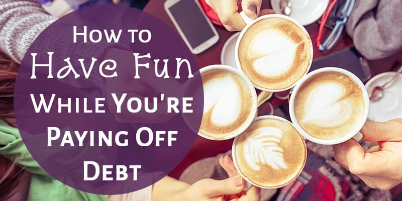 Just what I need! Tips and ideas on how to have fun as you pay off debt. Perfect - fun things to do with friends, at home, for families or for adults... It's giving me all kinds of motivation because I want to get out of debt and have freedom so badly!!!