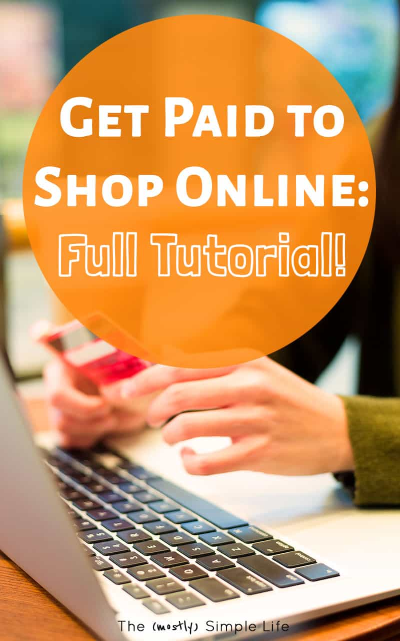 The Secret to Saving Even More Money Online Shopping - Ebates Tutorial