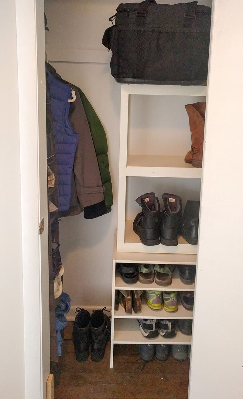 5 Tools For Organizing Your Entryway The Mostly Simple