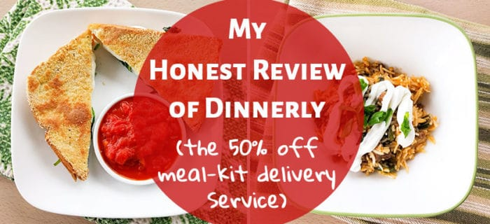 My Honest Review of Dinnerly (the most affordable meal-kit delivery service)