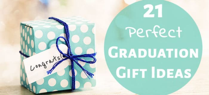 21 Perfect High School Graduation Gift Ideas