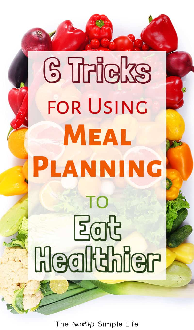 Fabulous healthy meal planning tips! Whether you want to lose weight or are just trying to feed your family on a budget, these simple and easy tips for saving money on clean eating/whole foods will help! Plan healthy easy dinners and snacks :) #mealplanning #mealprep #healthy #healthyeating #weightloss #frugalliving #healthymealplanning