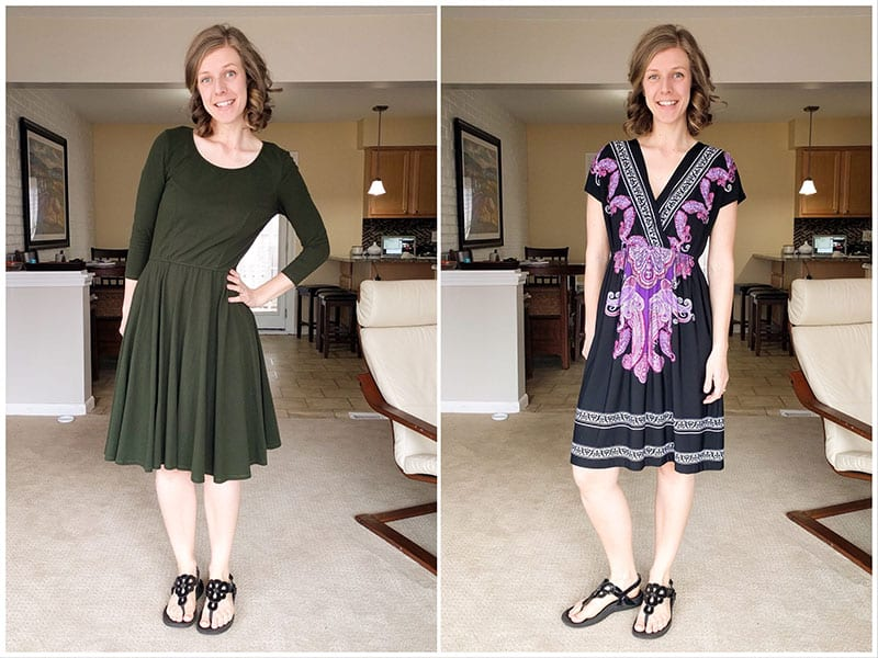 5 Strategies to Help You Get Dressed Faster in the Morning - Dresses!