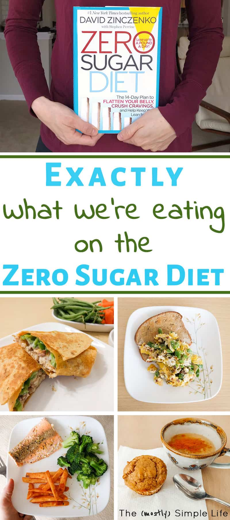 What We\'re Eating on the Zero Sugar Diet