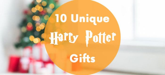 10 Unique Harry Potter Gifts