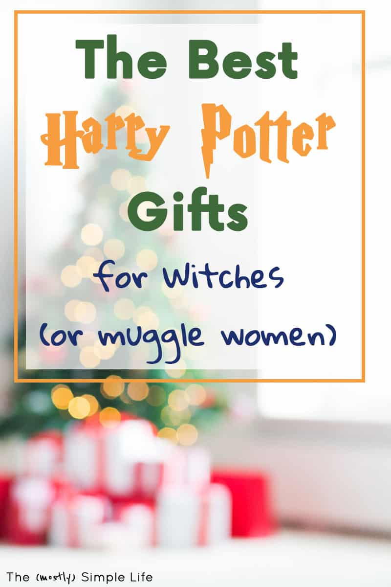 Loving these Harry Potter gift ideas for her! So unique! These are the best to buy for Christmas presents for women, any adults really, maybe even teachers. Mostly on Etsy. #HarryPotter #HarryPotterGifts #HarryPotterGiftGuide #HarryPotterGiftIdeas #Etsy #EtsyGifts #HarryPotter GiftsforHer #Giftforher #Muggle #Giftideas #Christmas #ChristmasGifts #GiftGuideforHer #GiftsforTeachers