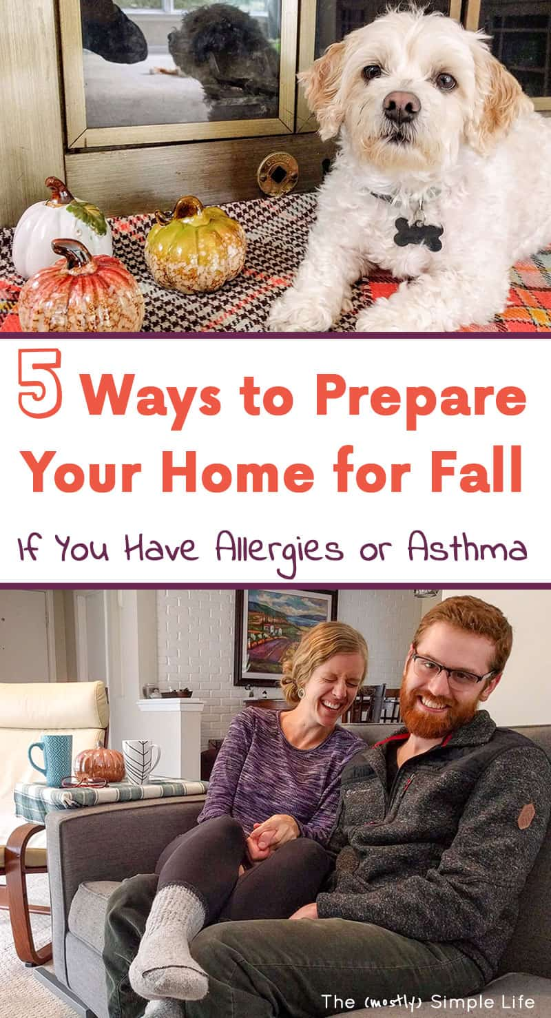 AD: Indoor air quality can cause my allergies and asthma to get worse, so it's super important to keep our air pure through the fall and winter while we're stuck inside. These five simple things make a huge difference! Lennox has some fabulous whole house solutions that can purify the air in your home and keep your humidity levels ideal! #allergies #asthma #naturalallergies #migraines #lennoxair #lennox #furnace #fall #winter #indoors #airquality #ad