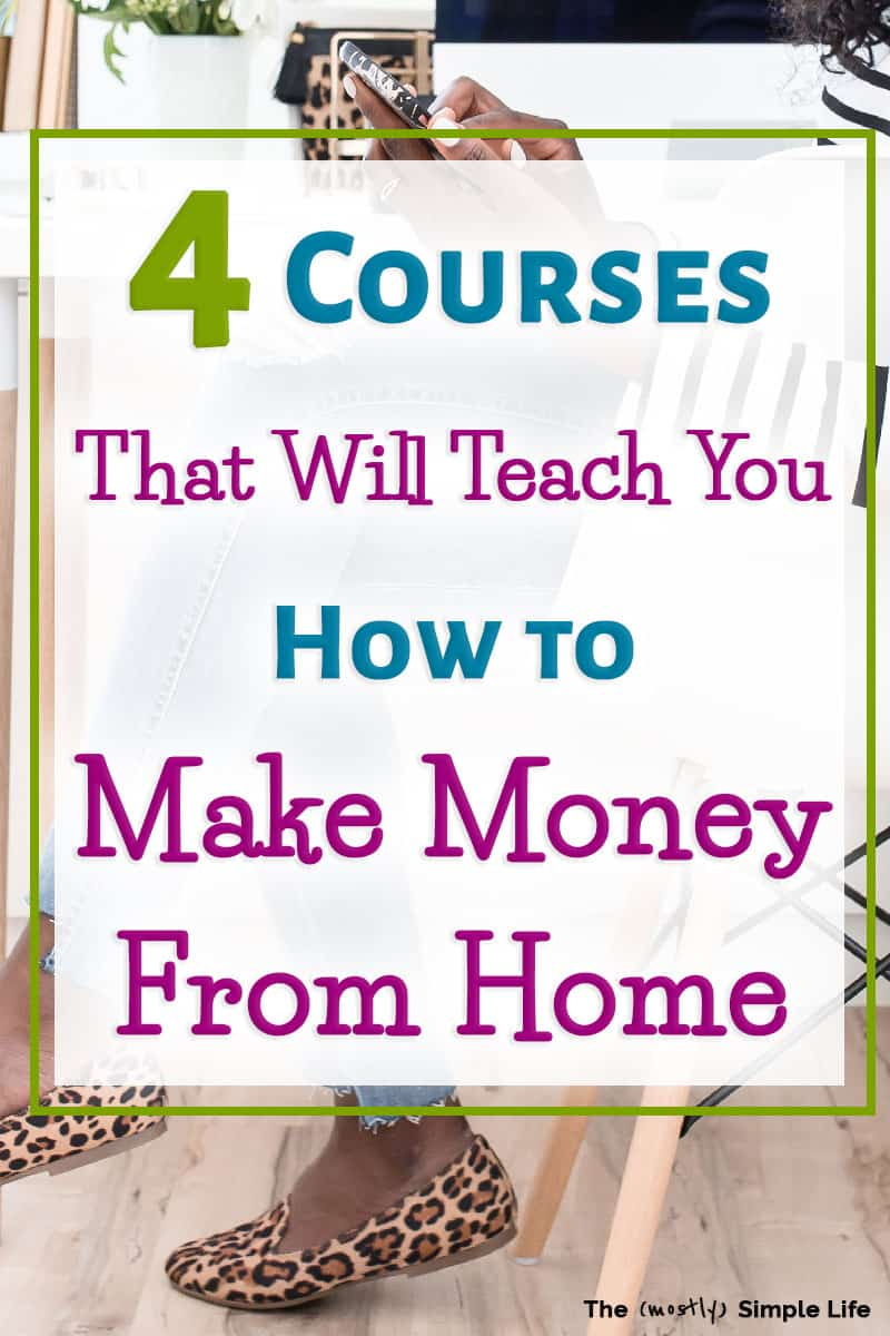 Learn how to make money online! These work at home jobs requite no experience - they\'ll teach you! Find WAH jobs that are legit -- a great way to make extra money. Do the learning (without going back to college) and make money from home! #onlinejobs #makemoneyonline #WAH #makemoneyfromhome #WAHjobs #workathomejobs