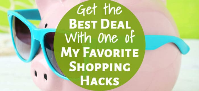 Get the Best Deal With One of My Favorite Shopping Hacks