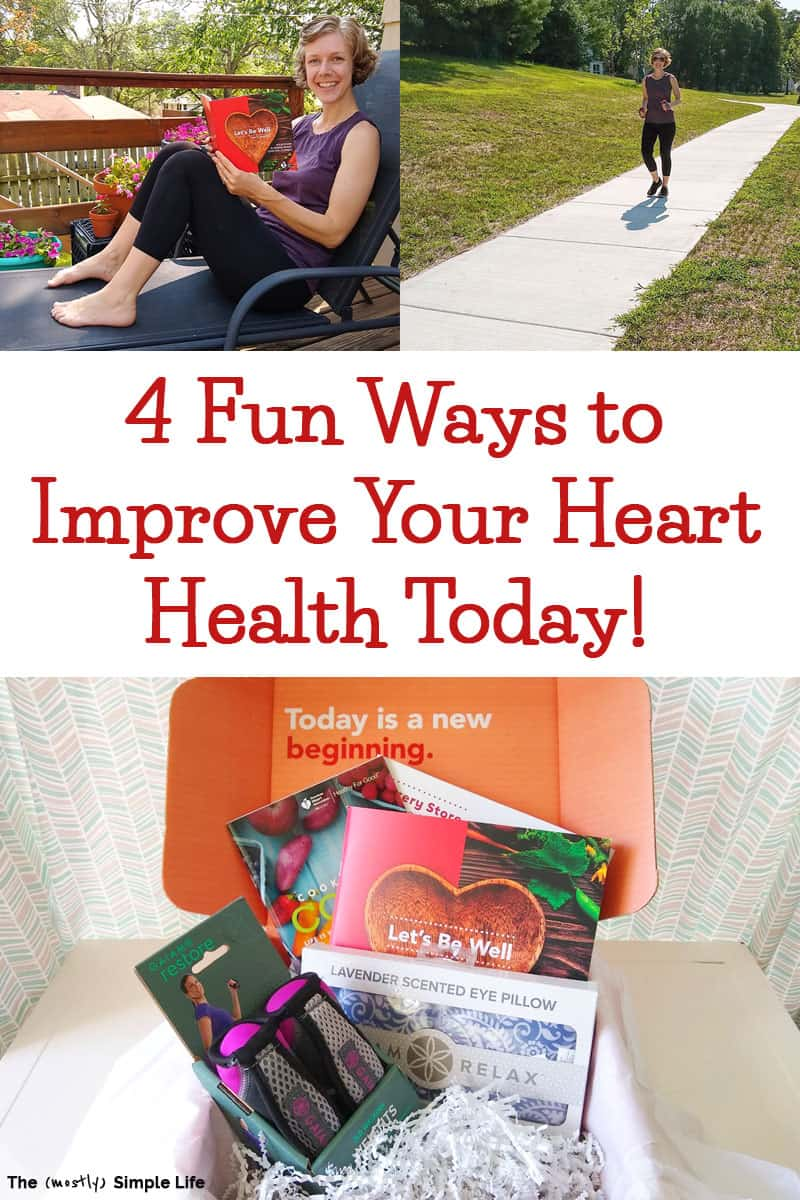 There needs to be so much more awareness about heart health! The facts and statistics are just crazy. Luckily, there are simple things you can do (like adjusting the foods in your diet and getting a bit more exercise) to improve your heart heath and reduce your risk of cardiovascular disease/heart disease. Don\'t miss these women\'s healthy lifestyle tips! #healthylifestyle #healthy #exercise #AARP #hearthealth #prevention