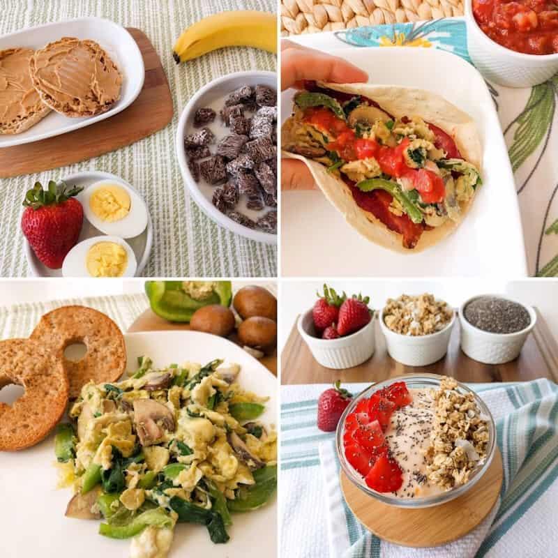 Breakfast Frugal Recipes