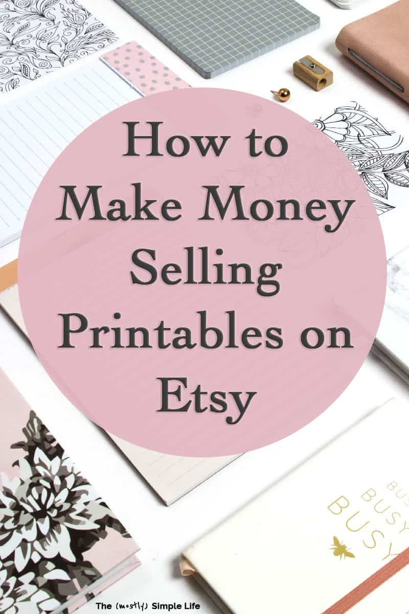 Can You Make Money Selling Printables on Etsy?