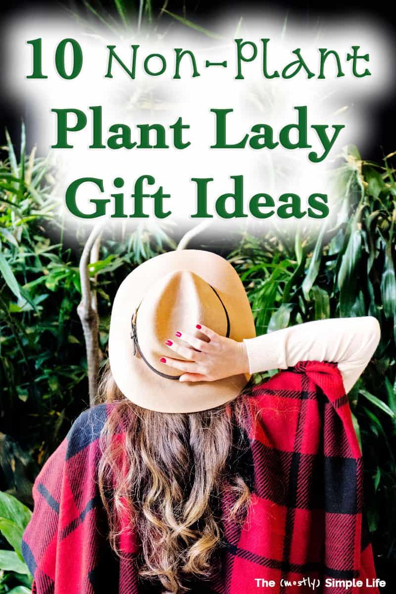 10 Plant Lady Gift Ideas