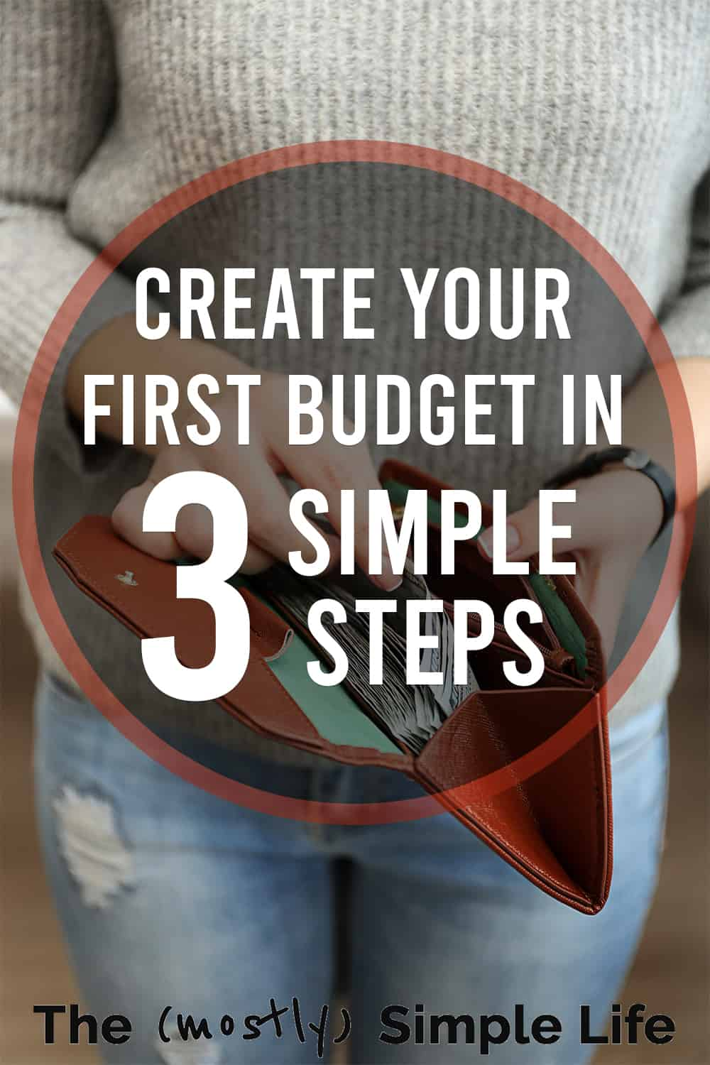An easy way to create your first personal budget (with a free cute template)