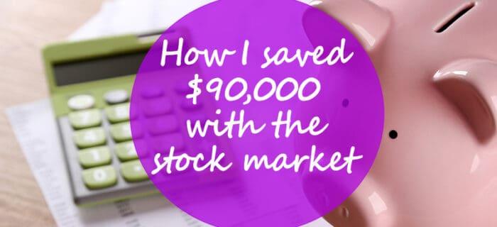 header image on saving money