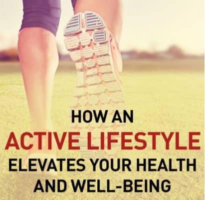Active lifestyle image