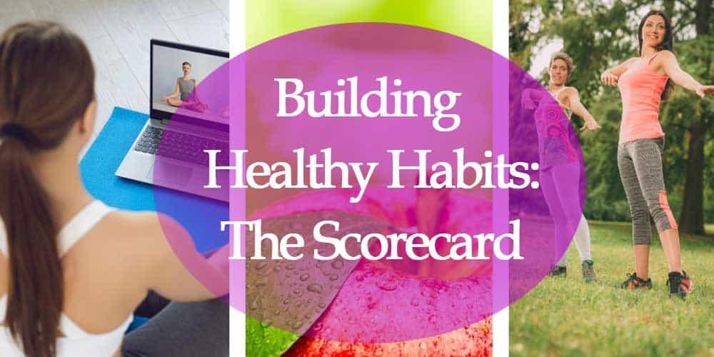 Header image for building healthy habits