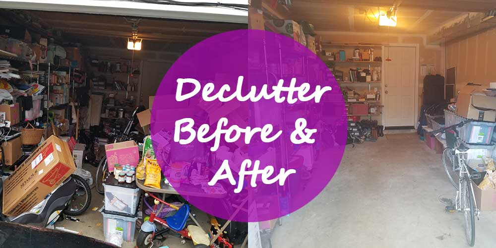 declutter before and after example