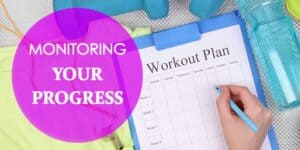 monitoring progress header