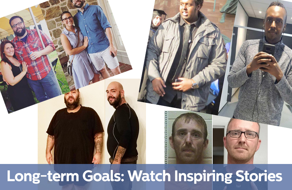 inspiring stories with long-term changes