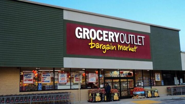 outlet store for groceries