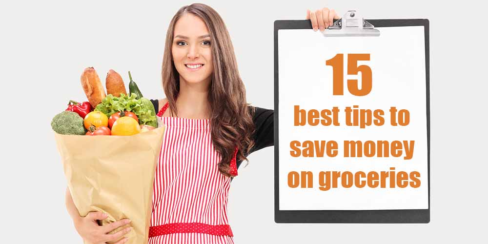 best tips to save on groceries