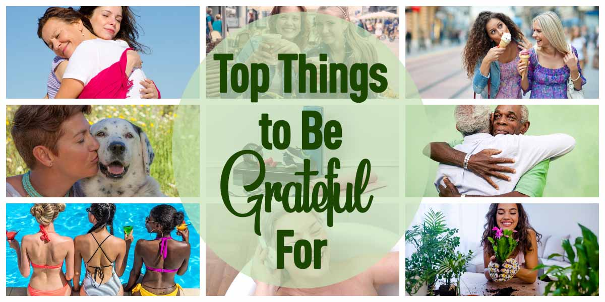 header things to be grateful for