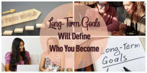 header long-term goals